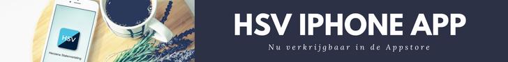 HSV IPhone App